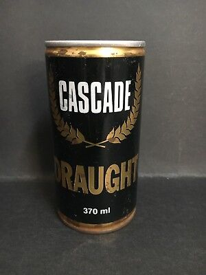 BEER CAN STEEL CASCADE DRAUGHT FROM 1970's