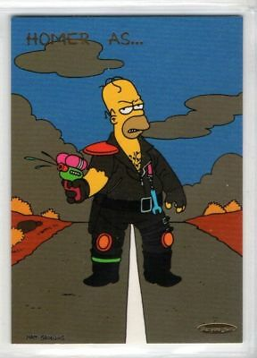 1996 Tempo  The Simpsons Downunder : HA3 - Homer as Mad Max