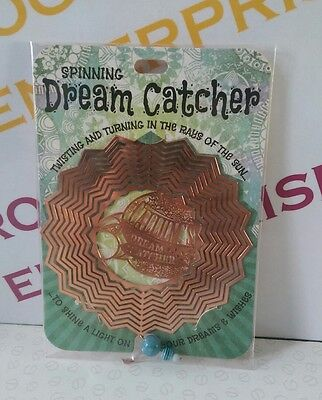 H&H Personalised Spinning Dream Catcher Name Callum New