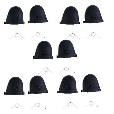 5 Pairs L2 R2 Triggers for Sony PS4 Controller Replacement Button Spring set