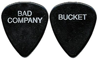Bad Company Dave Bucket Colwell authentic 1996 tour stage concert Guitar Pick