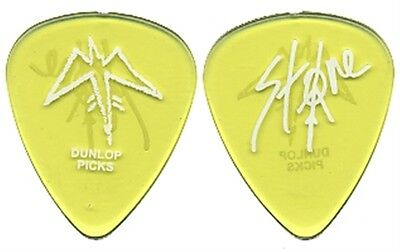 Queensryche Mike Stone authentic 2003 Tribe concert tour signature Guitar Pick