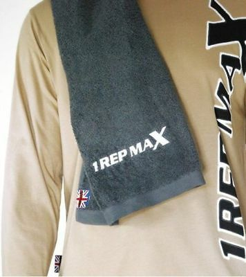 Training Gym Towel by 1 Rep Max