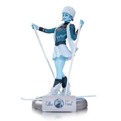DC Comics Bombshells: Killer Frost Statue Pinup Style Limited Edition CHOP