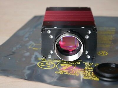 """Color Ccd Camera Sony Icx694 1"""" 6Mp Gige Ethernet Allied Vision Prosilica Gt2750"""