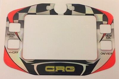 Old Style Crg Gel Sticker For Mychron 4 - Karting
