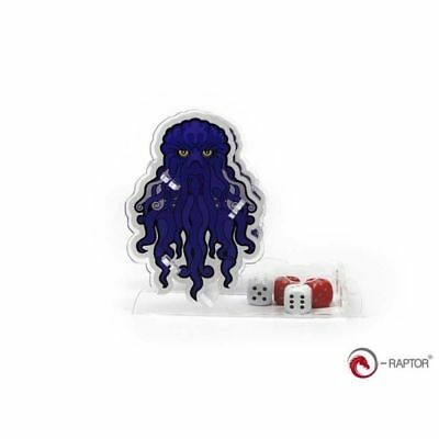 Dice Towers Small: Dice Tower - Cthulhu (Purple)