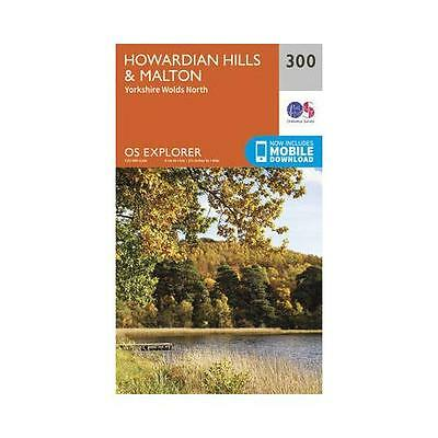 Howardian Hills & Malton by Ordnance Survey