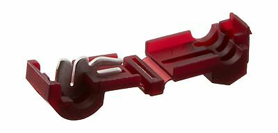 Red Insultion Displacement Connector 22-18 GA - 100 Pack