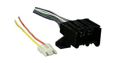 Metra 70-1677-1 Wiring Harness for Select 1978-1993 GM/Chevrolet Vehicles