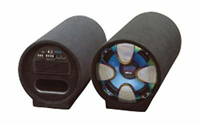 Pyle PLTAB12 12-Inch 800W Amplified Subwoofer Tube