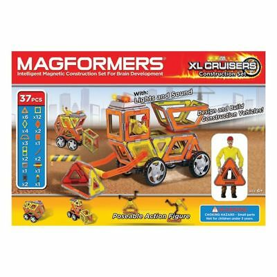MAGFORMERS XL Cruisers Construction Set 37