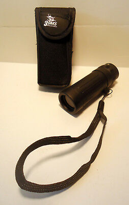 New 8x21 3 Oaks Monocular Pocket Telescope with Case