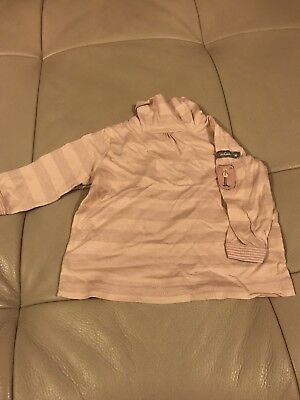 Petit Bateau Baby Girl Long Sleeved Top
