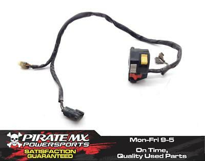 TRX 400EX Start Stop Run Headlight Switch From Honda 2001 TRX400EX #117