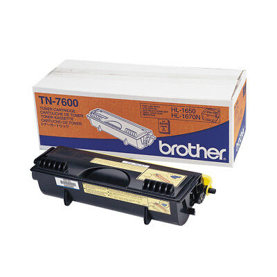 BROTHER TN7600 Toner HL1650 1670