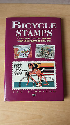 Bicycle Stamps: Bikes and Cycling on the World's Postage Stamps By Dan Gindling