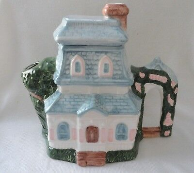 Victorian House Novelty Teapot