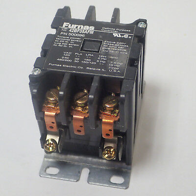 Furnas Definite Purpose Controller Contactor 42Bf35Afm 5000096 Tested Working