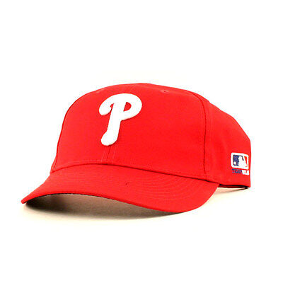 Philadelphia Phillies Unisex Baseball Cap, Red
