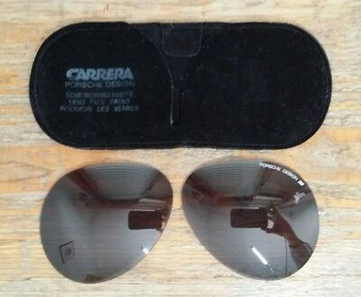 Vintage interchangeable set of lenses Porsche by Carrera 5623 - Austria 80's