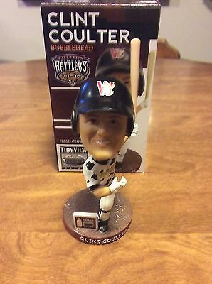 2015 Wisconsin Timber Rattlers Clint Coulter Bobblehead!!!