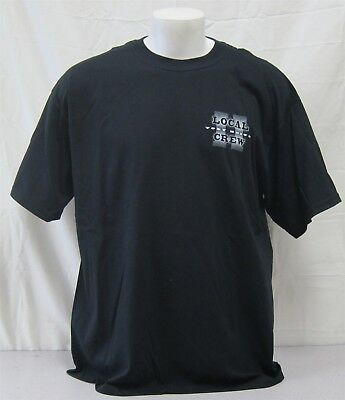 Toby Keith Official Crew Shirt 2004 Big Throw Down Tour NEVER WORN WASHED XL