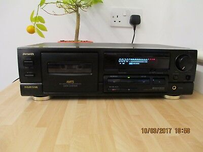 Aiwa AD-S750  Stereo Cassette Recorder with Dolby S.