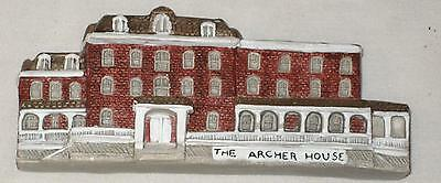 "5"" The Archer House Building Minnesota Souvenir"