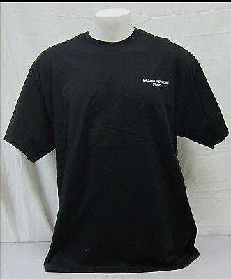 Sting Official Crew Shirt 2000 Brand New Day concert Tour UNWORN Police roadie