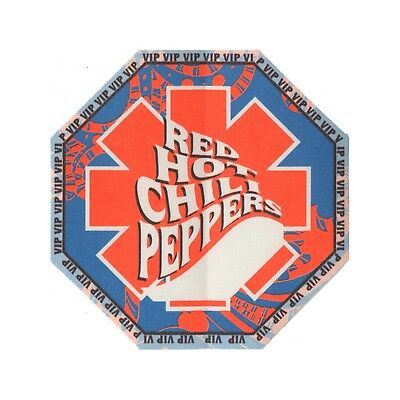 Red Hot Chili Peppers authentic VIP 1999-2000 tour Backstage Pass