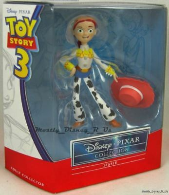 New Disney Toy Story 3 Movie Adult Collector Action Cowgirl Jessie Action Figure