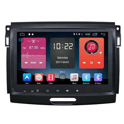 """8"""" Android 6.0 Car DVD Player GPS Radio Stereo for Ford Ranger 2016 4G TPMS DVR"""