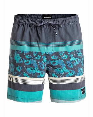 "NEW QUIKSILVER™  Mens Swell Vision Volley 17"" Boardshort Surf Board Shorts"