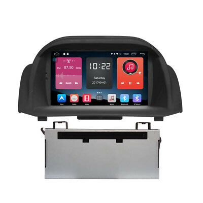 """8"""" Android 6.0 Car DVD Player GPS Radio for Ford Fiesta 2014-2017 4G TPMS DVR"""