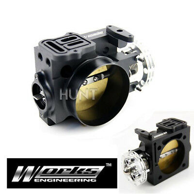 70mm Racing Throttle Body Suits Subaru Impreza WRX STI GDB Version 7 8 EJ20