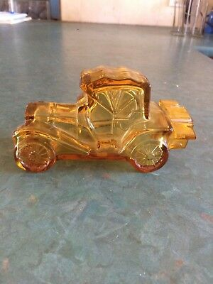 Vintage Car Avon Aftershave Bottle