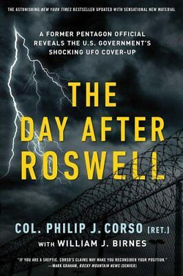 The Day After Roswell by William J Birnes (Paperback / softback, 2017)