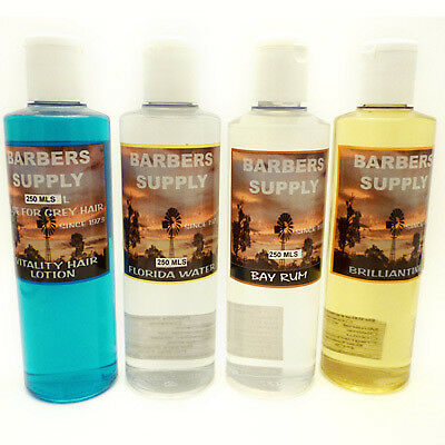 Barbers Supply Florida Water, 250ml