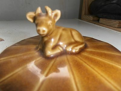 a old butter/cheese dish