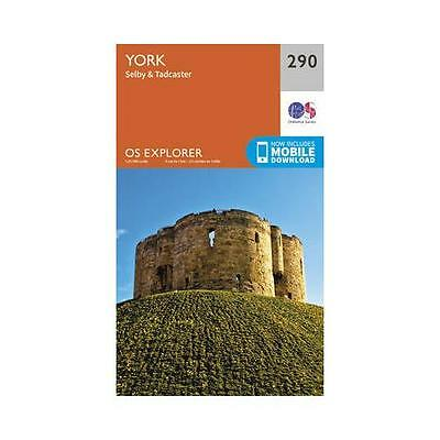 York by Ordnance Survey