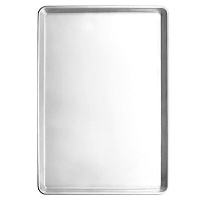 Thunder Group SLSP1813, 18x13-Inch Half Size Sheet Pan, 18/8 Stainless Steel, 20