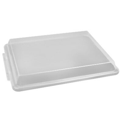 Thunder Group PLSP1826C, 18x26-Inch Full Size Sheet Pan Cover, Plastic, Transluc
