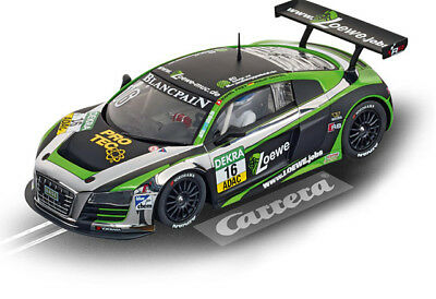"Carrera 23826 - Digital 124 Audi R8 LMS ""Yaco Racing, No.16"" Auto NEU"