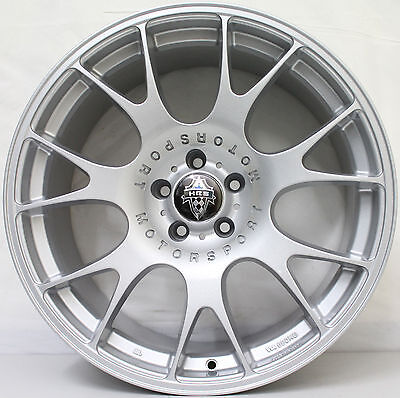 19 inch Aftermarket FERRARI CHALLENGE STYLE ALLOY WHEELS WITH NEW TYRES