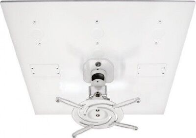 Amer Universal Projector Drop-in Ceiling Mount Support Replaces Ceiling Tile