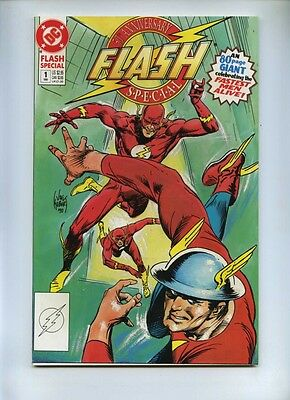Flash Special #1 - DC 1990 - NM-