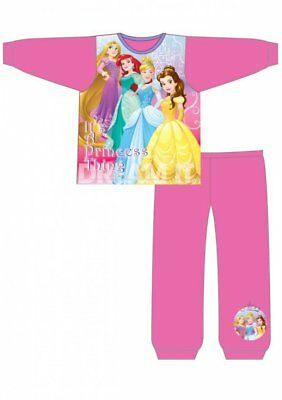 Princess Sublimation Pyjamas 'Its a Princess Thing' 18-24 months to 4-5 years