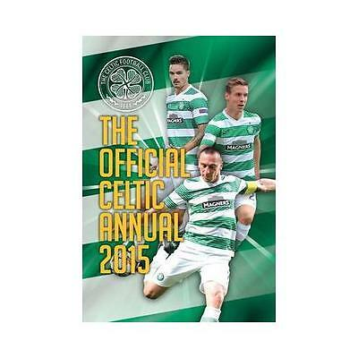 Official Celtic Fc 2015  Annual by Not Available (NA)