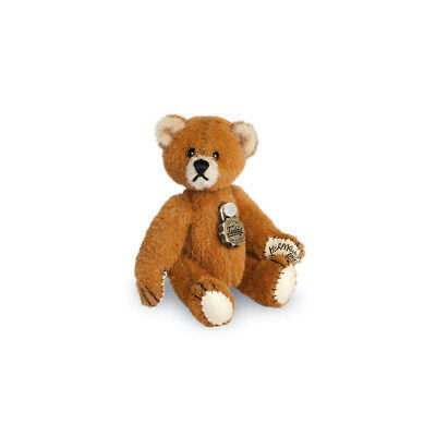 Teddy Hermann fully jointed collectable miniature teddy bear in gift box 15414 3